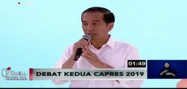 Pernyataan Pamungkas Jokowi: Saya Ingin Gunakan Seluruh Tenaga Untuk Perbaiki Negara Ini