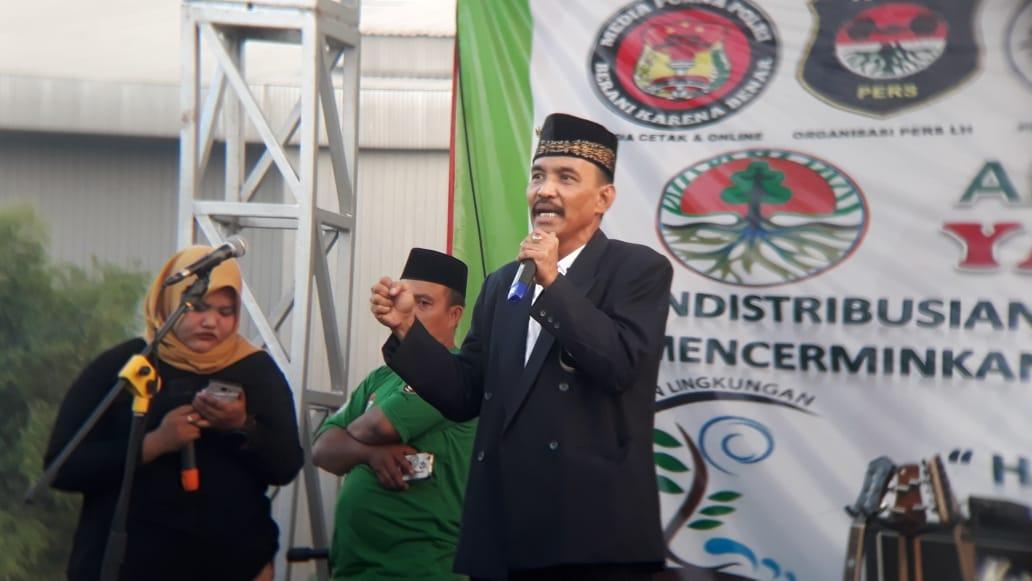 Bulan Ramadhan: AMPHIBI dan YASOS BKS Sosialisasikan TJSL