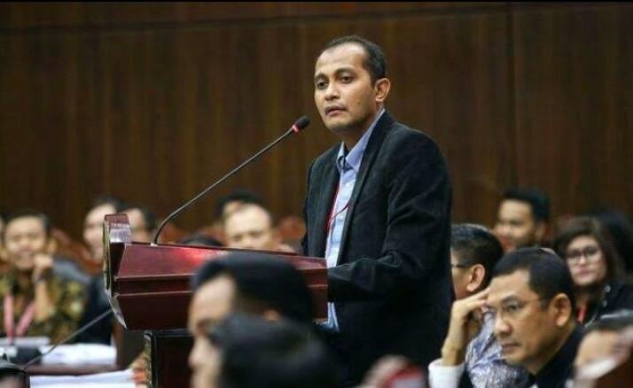 "Mengenal Prof Eddy, Saksi Ahli ""Wow"" Dari Kuasa Hukum Jokowi-Ma'aruf"