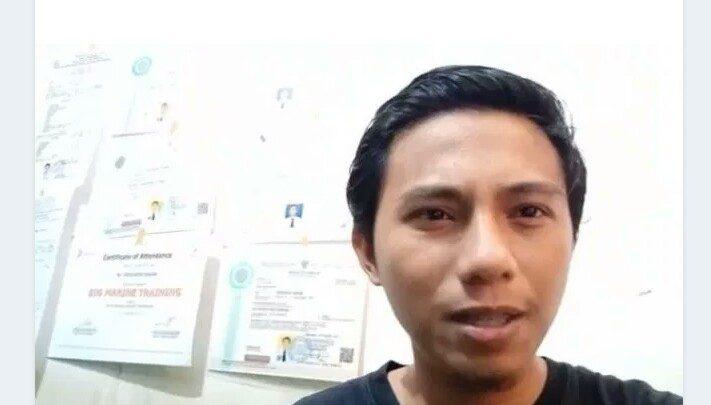 Pemuda Ini Ingin Fokus Nganggur dan Tagih Janji Gaji Dari Jokowi