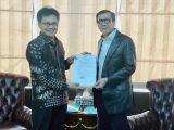 Selamat! Profesor Bidang Kriminologi: Bapak Prof. DR. Yasonna Laoly, S.H.,M.Sc