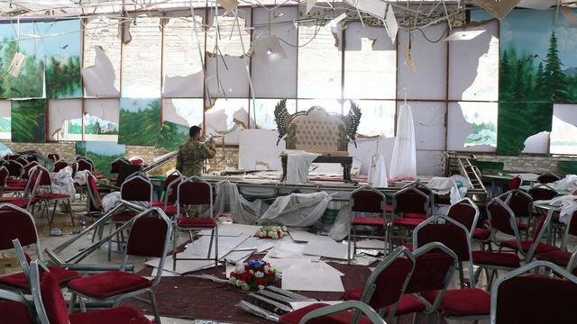Kebahagiaan Pesta Pernikahan Hilang Akibat Bom Bunuh Diri