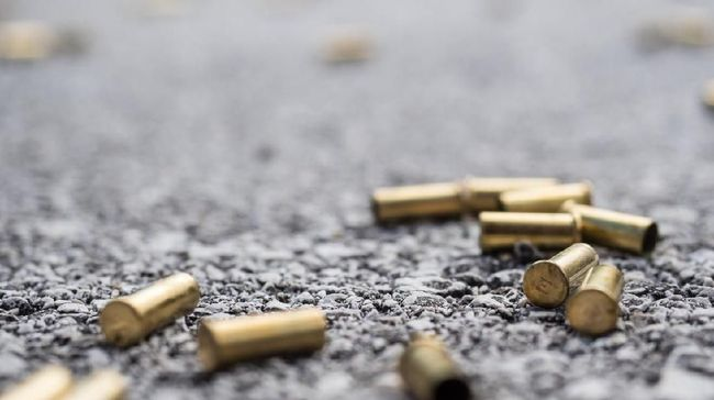 Telat Antarkan Pesanan,Pelayan Restoran Ditembak Mati