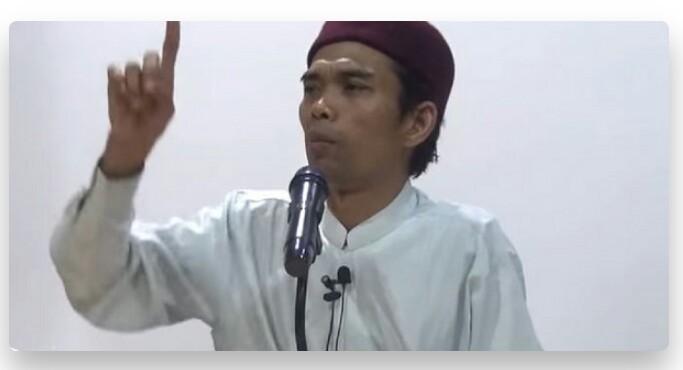 """VIRAL Video Ustad Abdul Somad Sebut """"Di Salib Ada Jin Kafir"""""""