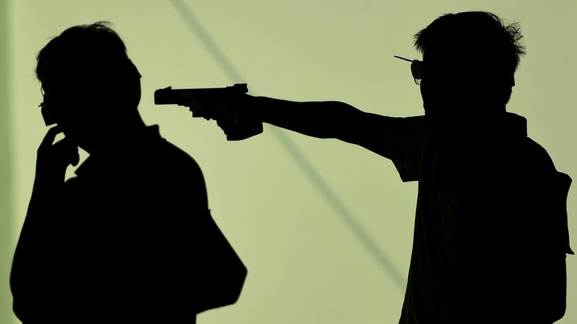 Penembakan Dua Sejoli Oleh Mantan Kekasih