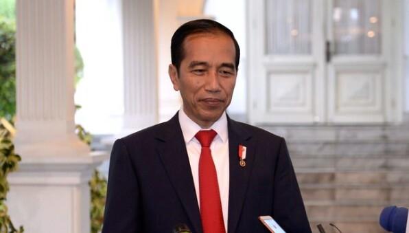 Jokowi Minta Masyarakat Tidak Terprovokasi Hoaks di Media Sosial