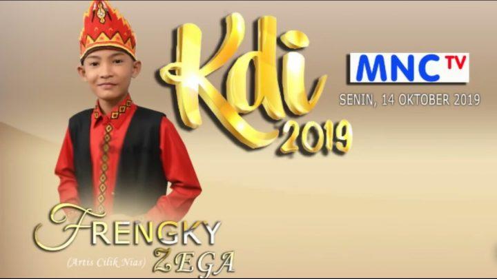 Fakta Menarik Frengky Zega, Penyanyi Cilik Asal Nias yang Diundang MNC TV dalam Kontes KDI 2019