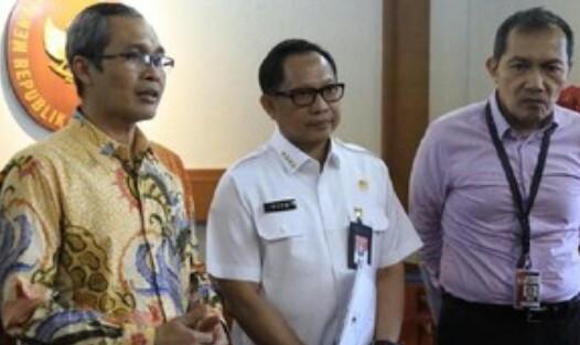 Pimpinan KPK Datangi Kantor Kemendagri Bertemu dengan Tito, Ini yang Dilakukan!