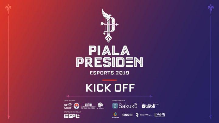6 Negara Asia Tenggara yang Mengikuti Piala Presiden Esports 2020