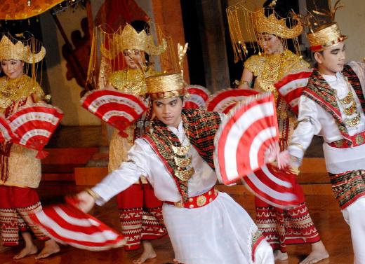 Mengenal Tarian Melinting dari Lampung Serta Sejarahnya
