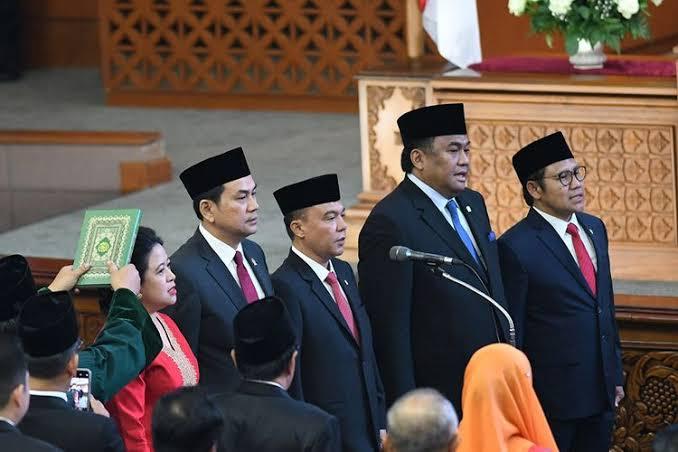 4 Wakil Ketua DPR yang Akan Mendampingi Puan Maharani