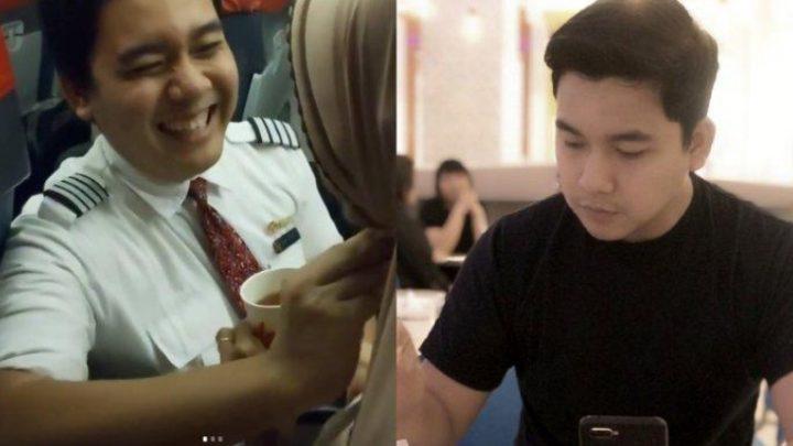 Viral! Pramugara Lion Air Bantu Lansia, Aksinya Tuai Pujian Netizen