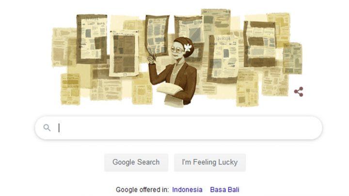 Sosok Wanita pada Google Trend Lalu, Siapakah Dia?