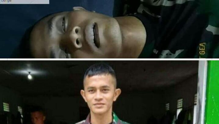 Prajurit TNI AD Meninggal Saat Latihan Tarung Derajat?