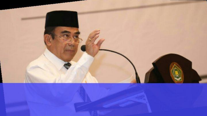 Menag Fachrul Razi: Kalau di BUMN Ada yang Benci Pemerintah, Keluar!