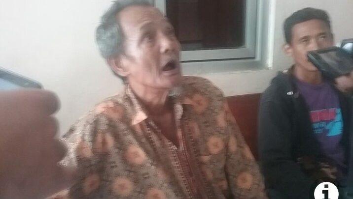 Meski Dianiaya hingga Videonya Viral di Medsos, Kakek Warsidi Tak Mau Cucunya Dipenjara