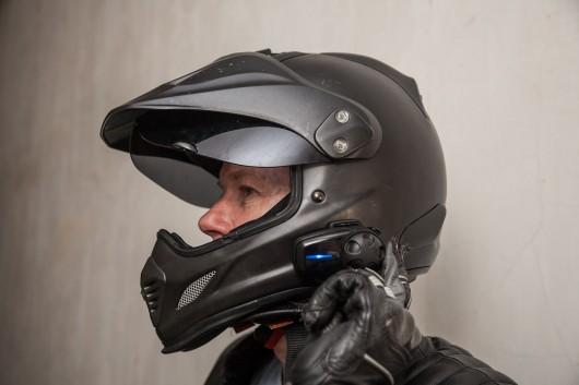 Mengenal Intercom, Teknologi untuk Mempermudah Bikers Saat Touring
