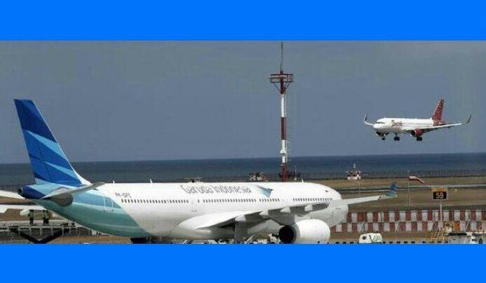 Pilot Diduga Kerja Overtime, Dua Pesawat Garuda Nyaris Tabrakan