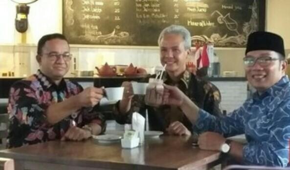 Survei Sebut Elektabilitas Anies Baswedan Ungguli Ganjar, Ridwan Kamil, & Risma