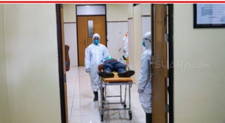 BREAKING NEWS: 1 Pasien Positif Virus Corona di Indonesia Diumumkan Meninggal Dunia