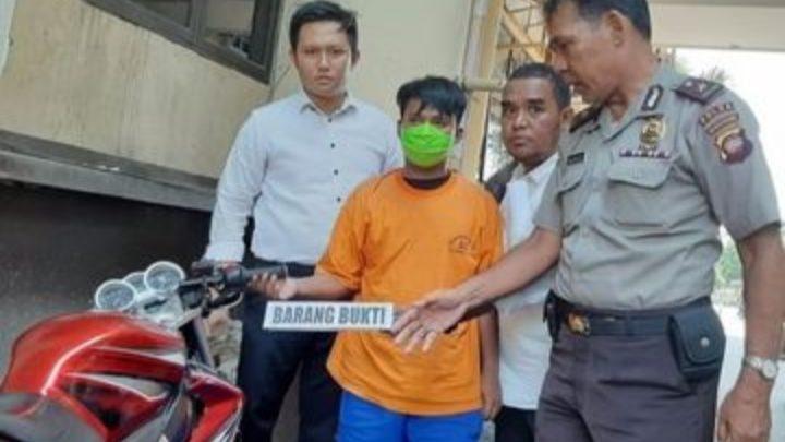 Pelaku Begal Payudara di Pontianak Terancam 15 Tahun Penjara