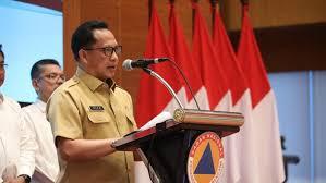 Isi Surat Edaran Pencegahan Penyebaran COVID-19 Mendagri Tito Karnavian