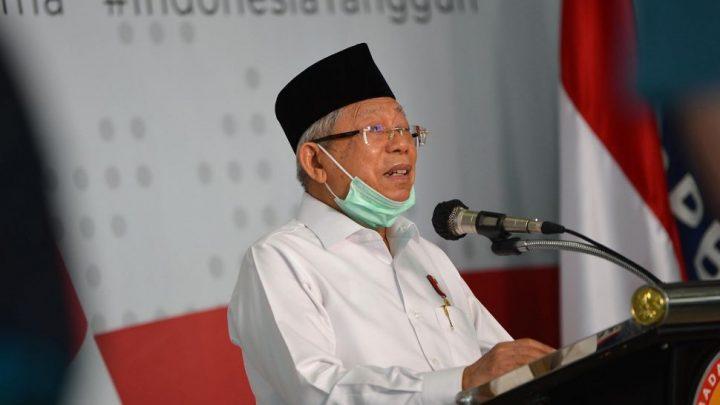 Ma'ruf Amin: Masyarakat Miskin Mendapat Keringanan Tagihan Listrik