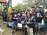 BPPKB Kota Bandung Berbagi Sembako Kepada Warga yang Terdampak Wabah COVID-19