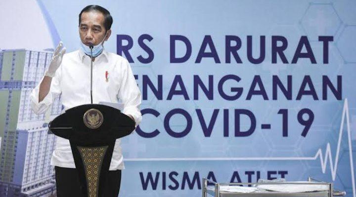 Darurat Corona, Jokowi Terbitkan PP Pembatasan Sosial Skala Besar. Ini Isi Lengkapnya