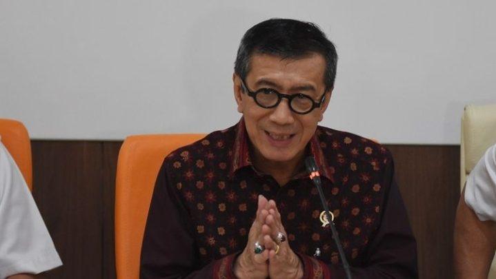 Soal Narapidana Asimilasi, Menteri Yasonna: Beri Mereka Kesempatan Kedua Untuk Berubah