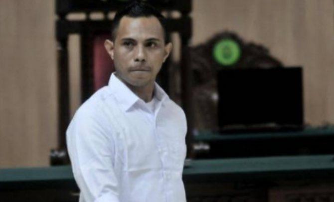 Penyerang Novel Baswedan, Ronny Bugis Dituntut 1 Tahun Penjara