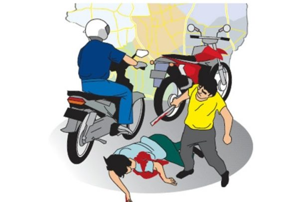 Anggota Brimob Jatuh dari Motor, Dadanya Malah Ditusuk Orang yang Menolong