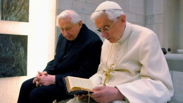 Kakak dari Paus Emeritus Benediktus XVI, Pastor Georg Ratzinger Wafat