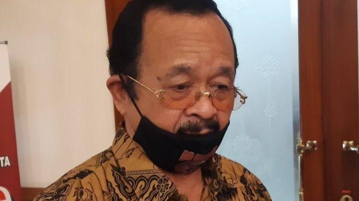 Dipanggil ke Istana, Achmad Purnomo: Diberitahu Pak Jokowi yang Dapat Rekomendasi Gibran sama Teguh