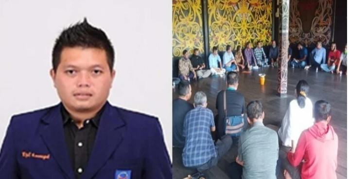 Viral! Anggota DPRD Didenda 450 Juta karena Nikahi Putri Dayak Tanpa Persetujuan Keluarga