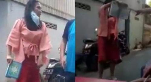 Polisi Tangkap Wanita Pelempar Alquran di Makassar
