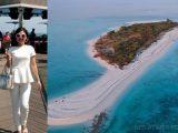 Sosok Asdianti, Pembeli Pulau Lantigiang Selayar Seharga Rp900 Juta. (Sumber: Kolase NESIATIMES.COM).
