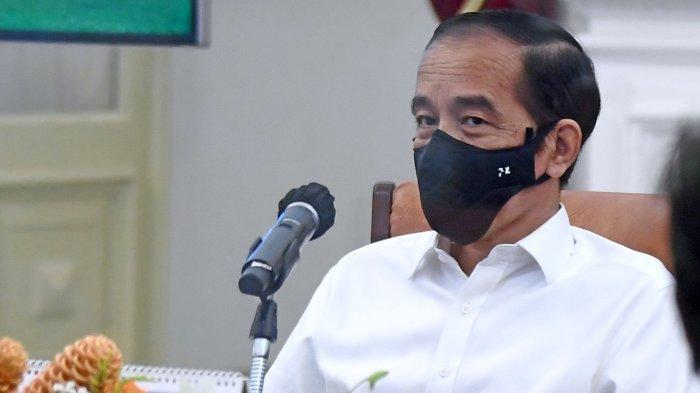 Perdana! Hari Ini Pukul 10.00, Presiden Jokowi Disuntik Vaksin Sinovac di Istana