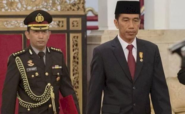 Sah! Jokowi Pilih Komjen Listyo Sigit Prabowo jadi Calon Tunggal Kapolri