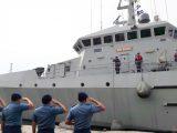KRI Rigel-933. (Sumber: TNI).
