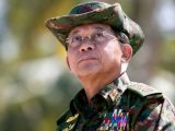 Panglima Tertinggi militer Myanmar, Jenderal Senior Min Aung Hlaing. (Sumber: Reuters).