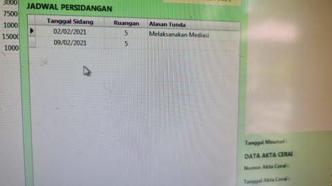 Jadwal sidang cerai Rachel Vennya dan Niko Al Hakim. (Sumber: Istimewa).
