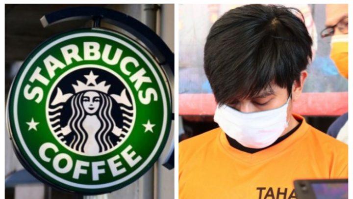 Polisi Tangkap 2 Karyawan Starbucks yang Lecehkan Pelanggan Lewat CCTV