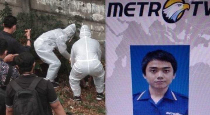 Terungkap! Ini Identitas Pemilik Rambut di TKP Jasad Editor Metro TV