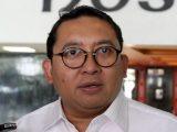 Anggota DPR dari Fraksi Partai Gerindra Fadli Zon.