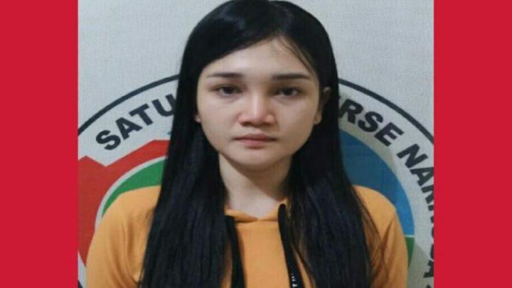 Polisi Tangkap Wanita Cantik Bernama Krismonica Gusta, Kasusnya Begitu Berat, Sulit Dibayangkan