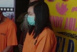 Mbak EK Ditangkap Polisi, Buat Ulah Lagi, Pernah Terlibat Kasus Asusila dengan Oknum DPRD