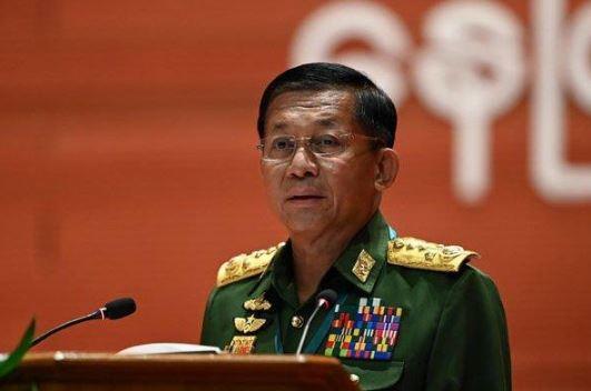 Situasi Myanmar Makin Panas, Aung San Suu Kyi Ditahan, Militer Ambil Alih Kekuasaan 1 Tahun