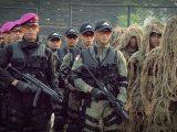 Anggota Batalyon Intai Amfibi (Yontaifib). (Sumber: Istimewa).