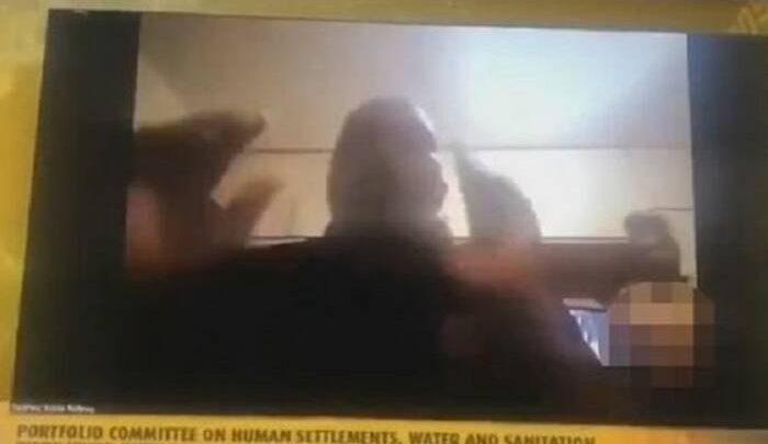 Istri Pejabat Ini Tiba-tiba Muncul Tanpa Busana, saat Suaminya Lagi Meeting Zoom, Videonya Viral